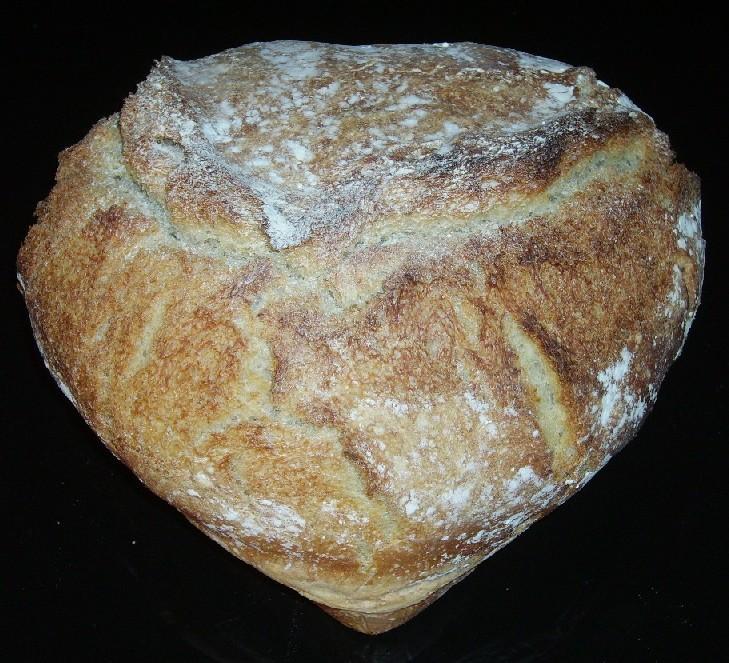 Un pain bon comme un bon coeur!