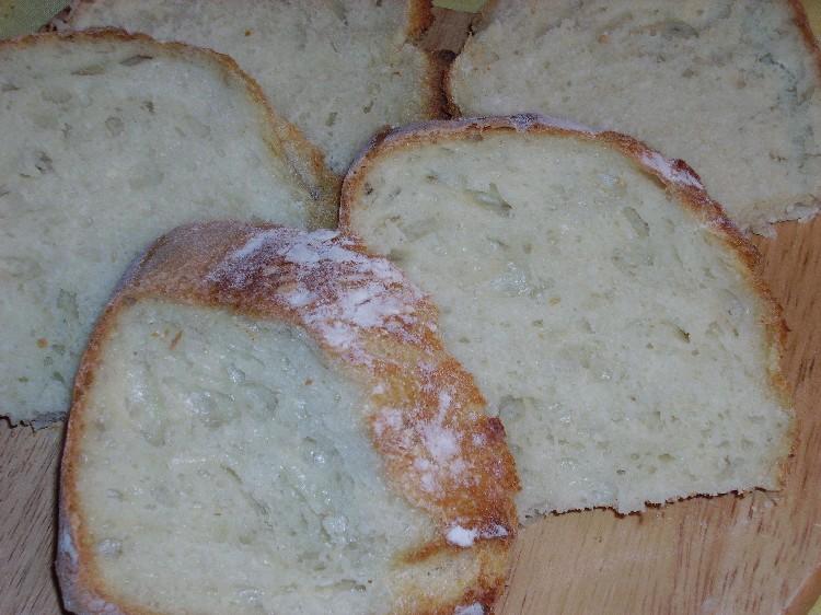pain blanc sans petrissage aux lait et miel 4